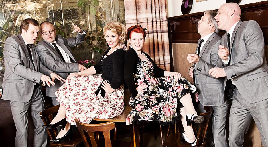 Erdbeershake shake twist rocknroll die schlagerband for Hannover souvenirs